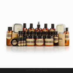 Organic Products Product Photography