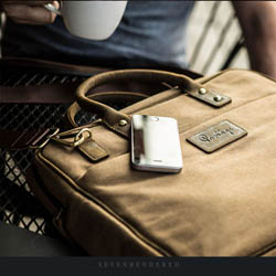 Trendy Bag and Phone Product Photography